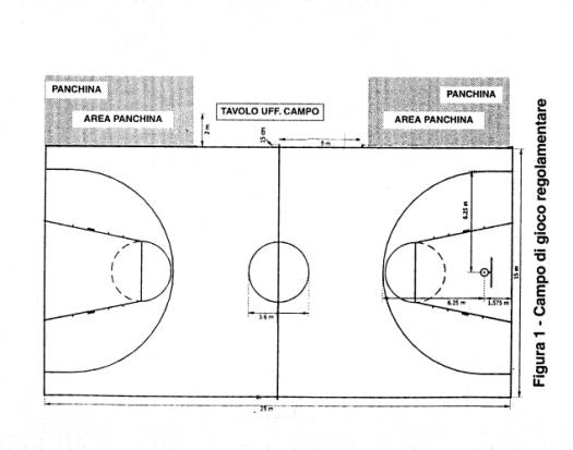 Regola 2 - Dimensioni e attrezzature